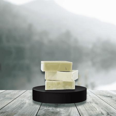 Savon au chanvre BIO saponifié à froid