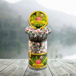 Sucettes Bubble Gum au Cannabis - THC 0%