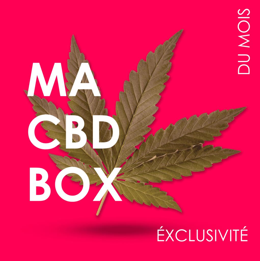 MA BOX CBD - Achat CBD en ligne